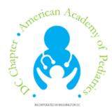 American Academy of Pediatrics DC Chapter Logo